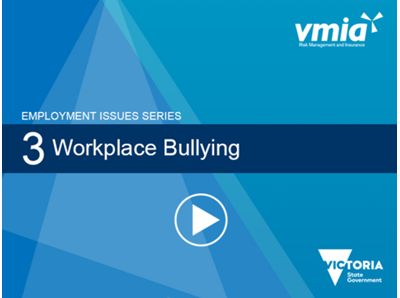 Online Learning Workplace Bullying Module