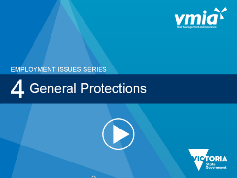 Online Learning general protections Module